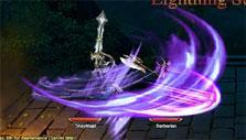 Nightfalls: turn-based combat