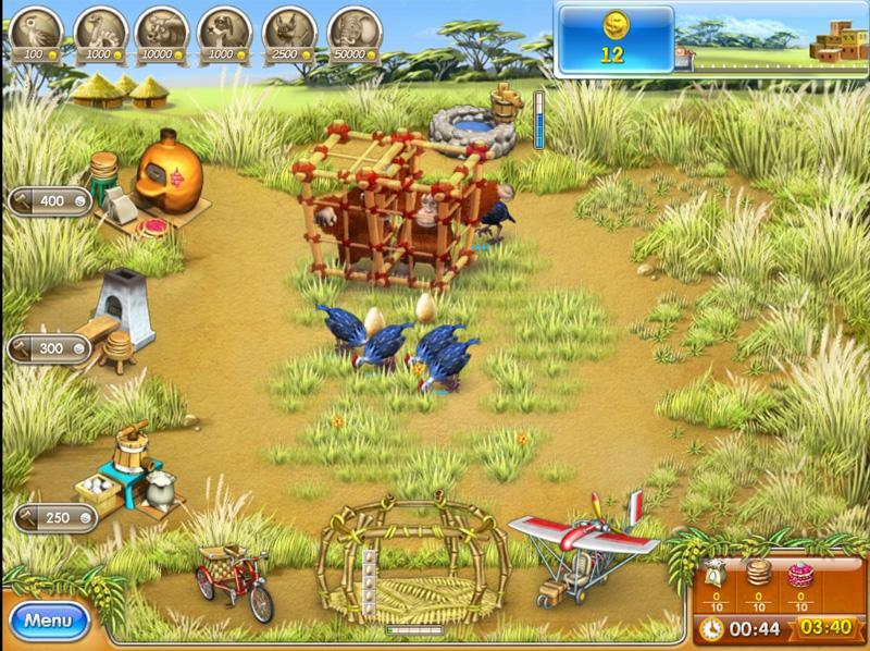 Farm Frenzy 3: Madagascar - WWGDB