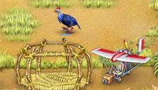Farm Frenzy 3 Madagascar airplane