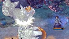Tree of Savior: Boss fight