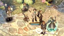 Hanging out in the city in Tree of Savior