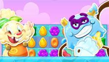 cupcake carl in Candy Crush Jelly Saga