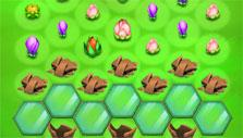 obstacles in Blossom Blast Saga