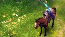 Eternal Chaos: Horse mount