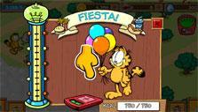 Fiesta earns lasagna in Garfield: Survival of the Fattest