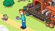 Garfield: Survival of the Fattest: jon lives the mug life