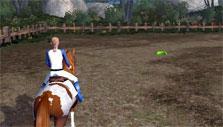 Planet Horse: click ahead