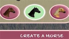 Planet Horse: horse creation