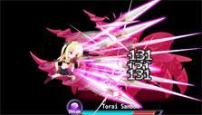 Flower Knight Girl: fighting