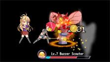 Buzzer Scouter pest in Flower Knight Girl
