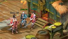 Questing in Dragonbone Dynasty
