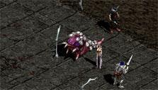 monsters in Dark Eden: Catalyst