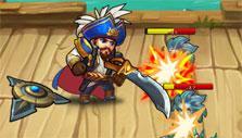 Star of Heroes: Combat