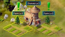 Granary in Overlords of War