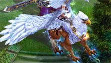 Swords of Divinity: Griffon mount