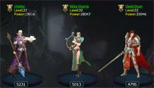 Arena in Swords of Divinity