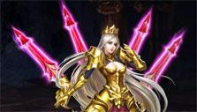 Premium Clarice skin in Heroes Evolved