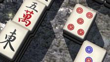 Star Pattern in Zen Garden Mahjong