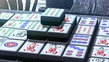 Classic Pattern in Zen Garden Mahjong