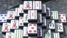 Amazing Kite in Zen Garden Mahjong