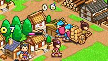 Lil' Conquest: Adorable villagers