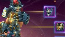 Armor in Omega Zodiac