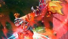 Combat in Omega Zodiac