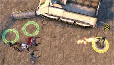 Zombie Defense: Crawlers and Walkers