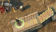 Zombie Defense: High ground advantage