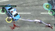 Tesla gun in Zombie Defense
