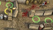 Zombie Defense: Unique map design