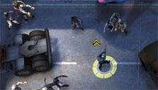 Surrounded! in Zombie Defense