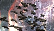 Participate in great wars in EVE Online