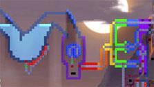 The Sandbox Evolution: Solving puzzles