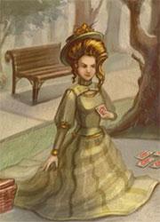 Solitaire Victorian Picnic
