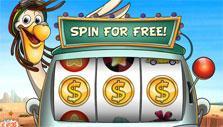Bingo Drive: Free reel spin
