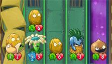 Unique Team-up mechanics in PvZ Heroes