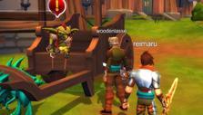 AdventureQuest 3D: Taking a quest