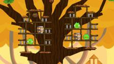 Angry Birds Friends: A treehouse of pigs