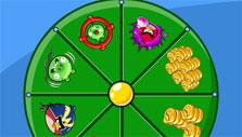 Spin to win prizes in Angry Birds Friends