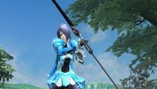 Phantasy Star Online 2: Hunter class