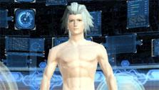 Character customization in Phantasy Star Online 2