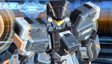 Phantasy Star Online 2: Robot class