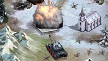 Combat in War Conflict