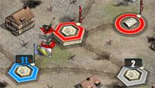 War Conflict: Fortified with turrets