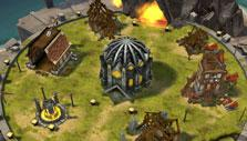 Develop your base in War Dragons