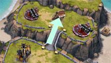 War Dragons: Map view