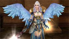 Nidia: Dragon wings