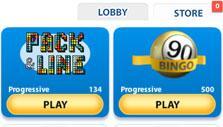 BamBam Bingo: Game lobby