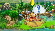 Farm Tribe 3: Helping neighboring islands